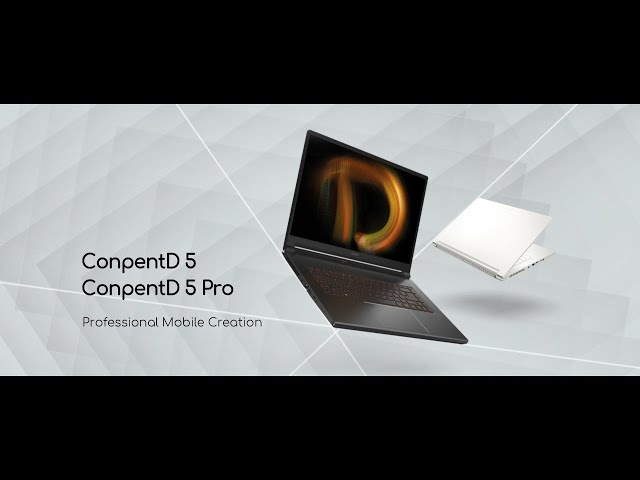 ConceptD 5 Pro – Professional Mobile Creation   ConceptD